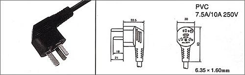 电源插头 卡尔纳国际集团有限公司