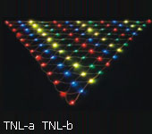 LED lampu net KARNAR internasional Grup LTD