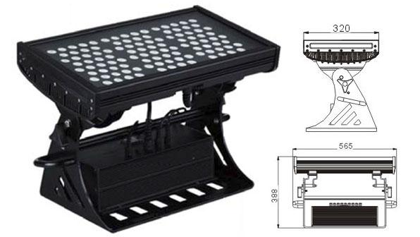 Led drita dmx,Drita e rondele e dritës LED,500W Sheshi IP65 LED dritë përmbytjeje 1, LWW-10-108P, KARNAR INTERNATIONAL GROUP LTD