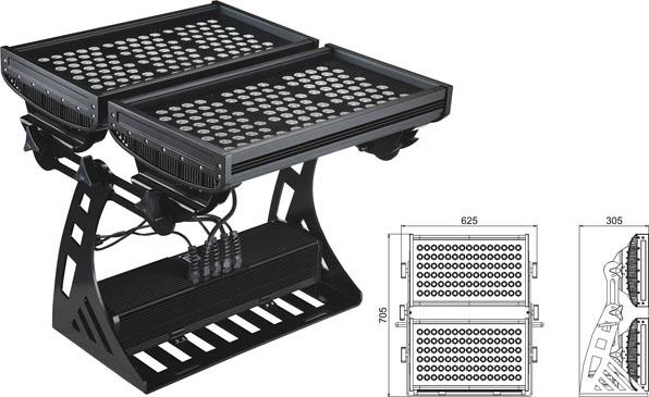ਗੁਆਂਗਡੌਂਗ ਦੀ ਅਗਵਾਈ ਵਾਲੀ ਫੈਕਟਰੀ,LED ਬਲਾਈਡ ਰੋਸ਼ਨੀ,250W ਸਕੁਆਇਰ IP65 RGB LED ਬੱਲਬ ਲਾਈਟ 2, LWW-10-206P, ਕੇਰਨਰ ਇੰਟਰਨੈਸ਼ਨਲ ਗਰੁੱਪ ਲਿਮਟਿਡ