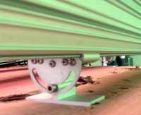 ዱካ dmx ብርሃን,የ LED ግድግዳ ማጠቢያ ብርሀን,26W 32W 48W ሊታይ የማይገባ የውሃ ማንጠልጠያ ግድግዳ ግድግዳ 2, LWW-5-BASE, ካራንተር ዓለም አቀፍ ኃ.የተ.የግ.ማ.