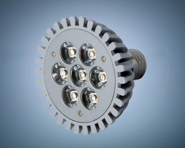 Led dmx light,1x1 watts,Tha cumhachd Hight a 'faicinn solas 14, 201048113331177, KARNAR INTERNATIONAL GROUP LTD