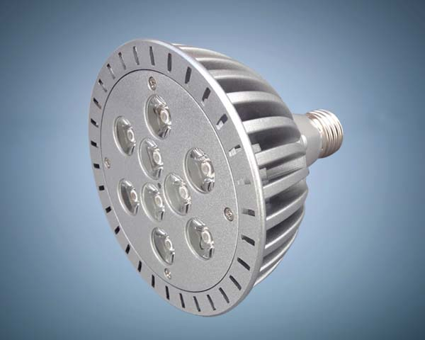 Led dmx light,1x1 watts,Tha cumhachd Hight a 'faicinn solas 15, 201048113414748, KARNAR INTERNATIONAL GROUP LTD