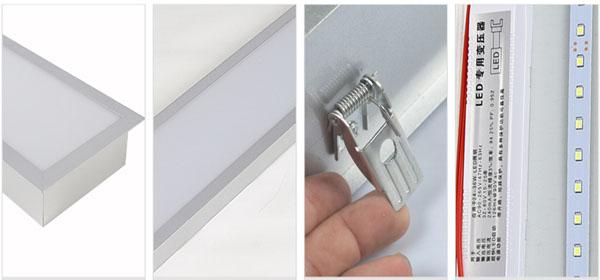 LEDパネルライト カーナーインターナショナルグループ株式会社