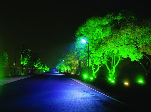 Luz de inundación LED KARNAR INTERNATIONAL GROUP LTD