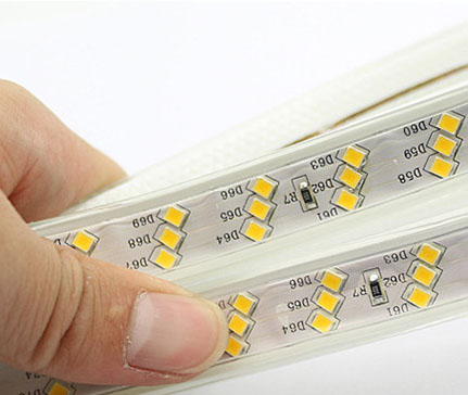Guangdong udhëhequr fabrikë,LED dritë litar,110 - 240V AC SMD 5730 Llamba e dritës së shiritit 5, 2835, KARNAR INTERNATIONAL GROUP LTD
