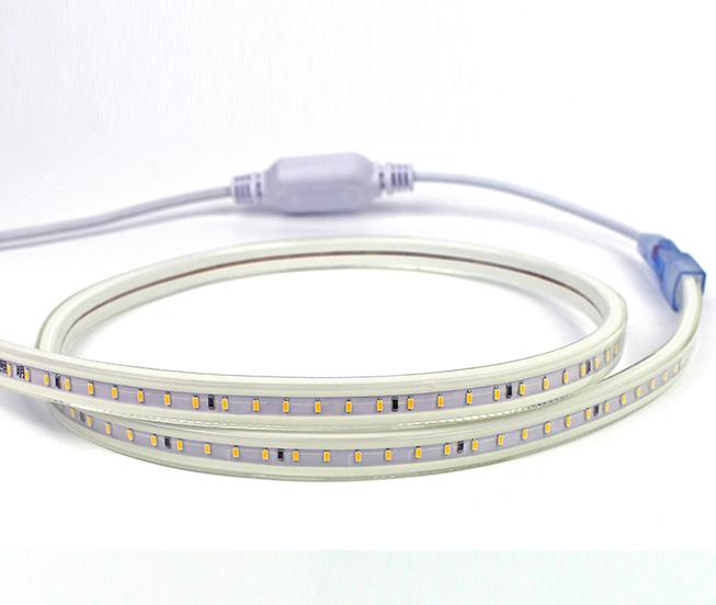 Led drita dmx,të udhëhequr strip,12V DC SMD 5050 LEHTA LED ROPE 3, 3014-120p, KARNAR INTERNATIONAL GROUP LTD