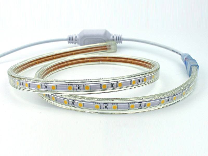 Led dmx light,teip air a stiùireadh,12V DC SMD 5050 LED ROPE LUATH 4, 5050-9, KARNAR INTERNATIONAL GROUP LTD