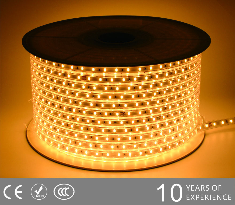 Guangdong led factory,led ribbon,110V AC No Wire SMD 5730 led strip light 1, 5730-smd-Nonwire-Led-Light-Strip-3000k, KARNAR INTERNATIONAL GROUP LTD