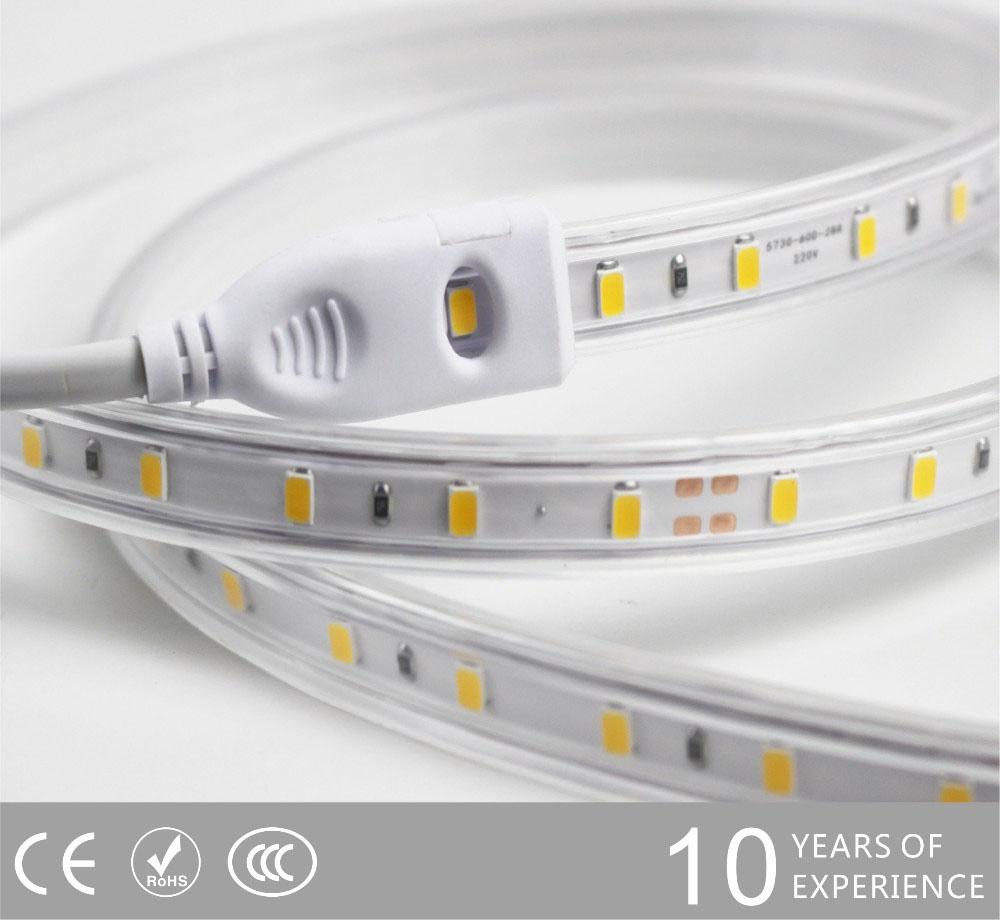 Guangdong udhëhequr fabrikë,rrip fleksibël,110V AC Nuk ka Wire SMD 5730 LEHTA LED ROPE 4, s2, KARNAR INTERNATIONAL GROUP LTD