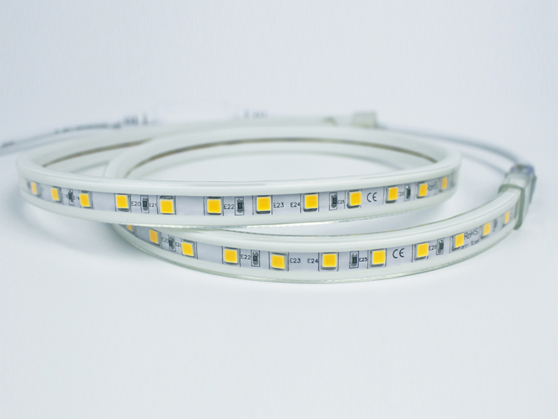 Led dmx light,stripe air a stiùireadh,12V DC SMD 5050 LED ROPE LUATH 1, white_fpc, KARNAR INTERNATIONAL GROUP LTD