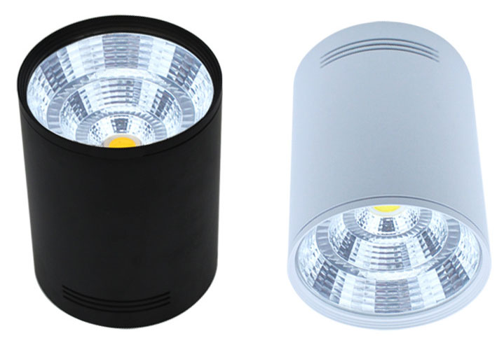 Led dmx light,LED down light,china 18w surface Led downlight 1, saf-1, KARNAR INTERNATIONAL GROUP LTD