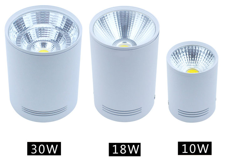 Led dmx light,LED down light,china 10w surface Led downlight 2, saf-2, KARNAR INTERNATIONAL GROUP LTD