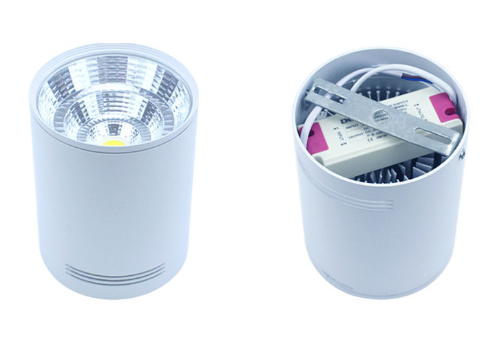 Led dmx light,LED down light,china 10w surface Led downlight 3, saf-3, KARNAR INTERNATIONAL GROUP LTD