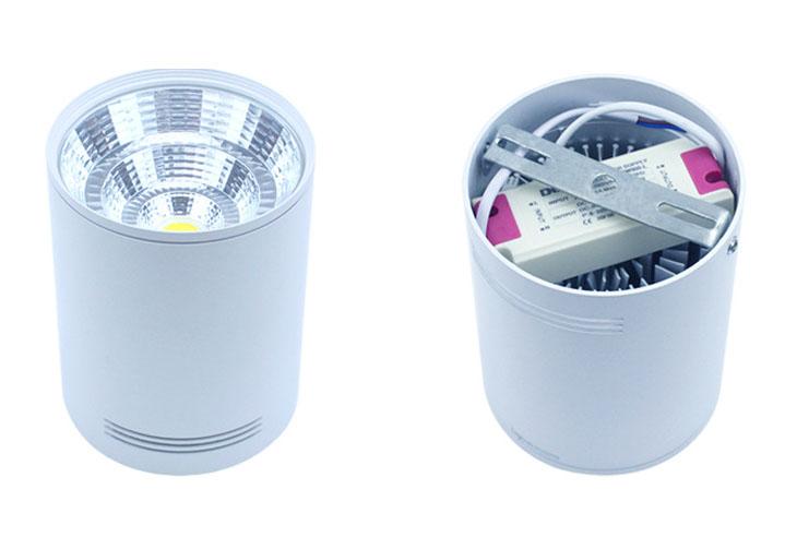 Led drita dmx,dritë poshtë,sipërfaqja e portës 10w Led downlight 3, saf-3, KARNAR INTERNATIONAL GROUP LTD