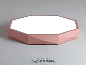 Guangdong udhëhequr fabrikë,Ngjyra me makarona,12W Forma tridimensionale e udhëhequr nga tavani 3, fen, KARNAR INTERNATIONAL GROUP LTD