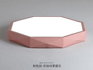 Guangdong udhëhequr fabrikë,Ngjyra me makarona,42W Gjashtëkëndëshi bëri dritë tavani 3, fen, KARNAR INTERNATIONAL GROUP LTD
