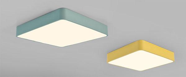 Guangdong udhëhequr fabrikë,Ngjyra me makarona,72W Dritë drejtkëndore të udhëhequr tavan 1, style-2, KARNAR INTERNATIONAL GROUP LTD