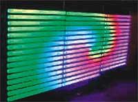 צינור ניאון LED קבוצת קרנר אינטרנשיונל בע