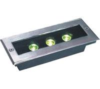 ዱካ dmx ብርሃን,የ LED የመስመር መብራት,3W ካሬ ተቀበረ 6, 3x1w-120.85.55, ካራንተር ዓለም አቀፍ ኃ.የተ.የግ.ማ.