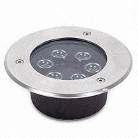 ዱካ dmx ብርሃን,LED የፏፏቴ መብራቶች,6 ዋ ቦታ የተገነባ ብርሀን 3, 6x1W, ካራንተር ዓለም አቀፍ ኃ.የተ.የግ.ማ.