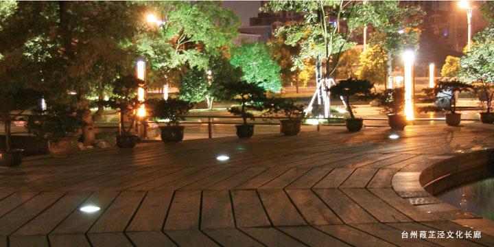 Guangdong udhëhequr fabrikë,Dritë nëntokësore LED,3W Dritat rrethore të varrosura 7, Show1, KARNAR INTERNATIONAL GROUP LTD
