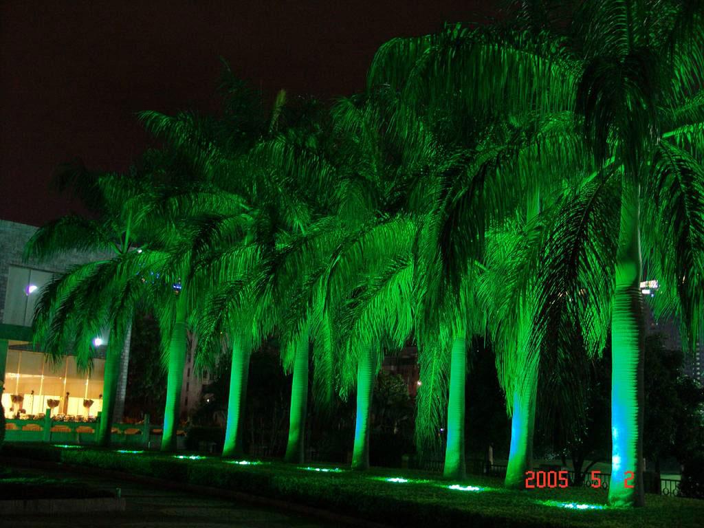 Led drita dmx,Dritat me burime LED,6W Dritat rrethore të varrosura 8, Show2, KARNAR INTERNATIONAL GROUP LTD