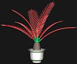 LED coconut palm tree light KARNAR INTERNATIONAL GROUP LTD