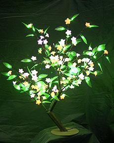 LED a luce di ciliegio KARNAR INTERNATIONAL GROUP LTD