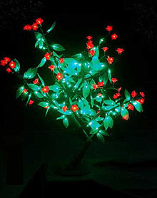 LEDチェリーライト カーナーインターナショナルグループ株式会社