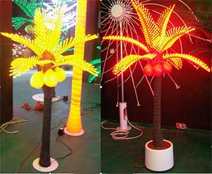 LED φως παλάμης καρύδας KARNAR INTERNATIONAL GROUP LTD