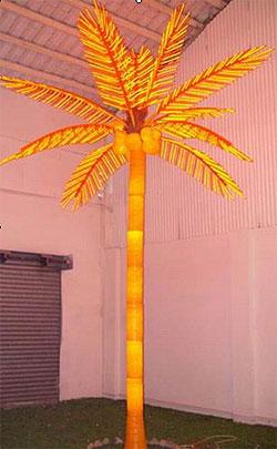 LED кокос пальма жарығы «KARNAR INTERNATIONAL GROUP» ЖШС