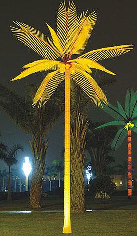 LED ქოქოსის პალმის სინათლე კარნარ ინტერნეშენალ გრუპი